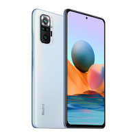 Xiaomi Redmi Note 10 Pro 8/128GB (NFC) Blue/Синий Global Version